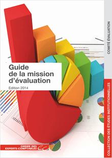 Ouvrage : Guide de la mission d'évaluation co-rédigé par Antoine Legoux